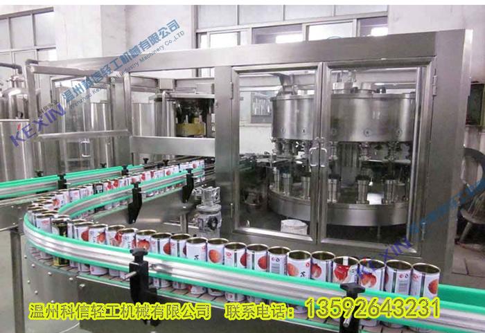 核桃露饮料生产线设备