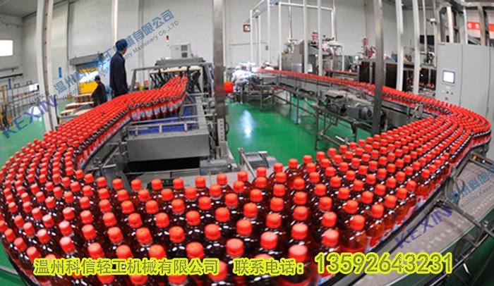 茶饮料生产线设备