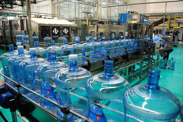 桶装水生产线设备原理说明